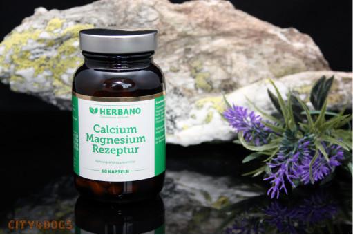 Calcium Magnesium  Rezeptur 60 Kapseln
